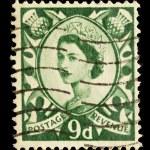 Old Scotland Postage Stamp — Stock Photo #2752373