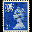 Wales Postage Stamp — Stock Photo #2752897