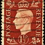 Постер, плакат: Vintage England Postage Stamp