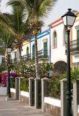 Puerto de Mogan Canary Islands — Stock Photo
