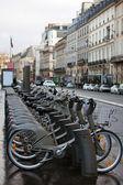 Alquiler de bicicletas — Foto de Stock