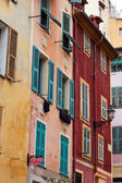 Old town of Nizza — Stock Photo