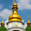 St Sophia Cathedral  copes — Stock Photo