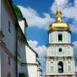 Stock Photo: St SophiCathedral belfry in Kiev