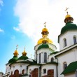 St Sophia Cathedral in Kiev — Stock Photo #3515828