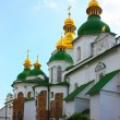 St Sophia Cathedral in Kiev — Stock Photo
