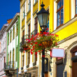 Streets of Lvov — Stock Photo
