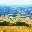 Amazing landscape of Apennines — Stockfoto #3726685