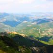 Amazing landscape of Apennines — Stock Photo