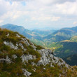 Amazing landscape of Apennines — Foto Stock