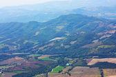 Schönheit der apennin in italien getroffen — Stockfoto