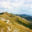 Amazing landscape of Apennines — стоковое фото #3744238