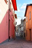 Small ancient town Cigillo — Stock Photo
