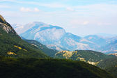 Incredibile vista dell'appennino — Foto Stock