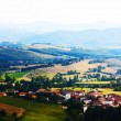 Small ancient town Cigillo taken in Apennines — Stock Photo #3781133