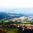 Small ancient town Cigillo taken in Apennines — Stockfoto #3781133