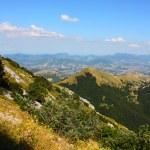 Apennines beauty taken in Italy — Stock Photo
