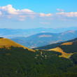 Apennines beauty taken in Italy - 图库照片