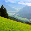 Amazing ladnscape of the Alps — Stock Photo #3785305
