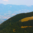 Foto Stock: Beautiful Landscapes of mountains taken in Apennines