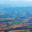 Beautiful Landscapes of the mountains taken in the Apennines - Foto Stock