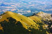 Bellezza appennino preso in italia — Foto Stock