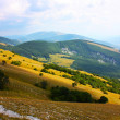 Beautiful Landscapes of the mountains taken in the Apennines - Stok fotoğraf