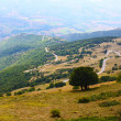 Beautiful Landscapes of the mountains taken in the Apennines - ストック写真