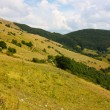 Beautiful Landscapes of the mountains taken in the Apennines — Stock Photo