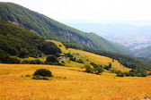 Beautiful Landscapes of the mountains taken in the Apennines — Photo