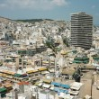 Athens city scape — Stock Photo