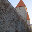 Stock Photo: Fortification of medieval city