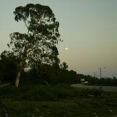 Pittoreske landschap — Stockfoto