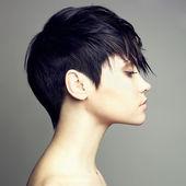 Piękna, zmysłowa kobieta — Zdjęcie stockowe