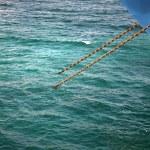 námořní krajina — Stock fotografie