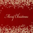 Royalty-Free Stock Vectorafbeeldingen: Red christmas background