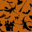 Royalty-Free Stock Immagine Vettoriale: Halloween pattern