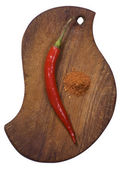 Red Hot Chilli Pepper — Stock Photo