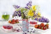 Table decor — Stock Photo