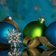 Christmas ornaments — Stock Photo #2715405