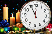 Five minutes to midnight — Stock Photo