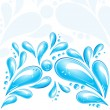 Royalty-Free Stock Vector Image: Water drops