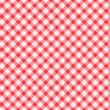 Tablecloth seamless background. Vector. — Stock Vector