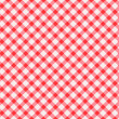 Tablecloth seamless background. Vector. - Stock Vector