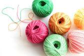 Yarn for knitting — Stock Photo