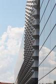 Modern office building. Dresden. — Stock Photo