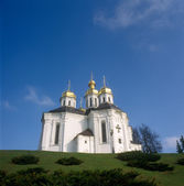 St. Katherina's church. Chernigiv. — Stock Photo
