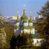 Vidubichi monastery. Kyiv, Ukraine. — Stock Photo