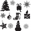 Royalty-Free Stock Vector Image: Christmas icon