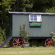 Shepherds Hut — Stock Photo #3368239